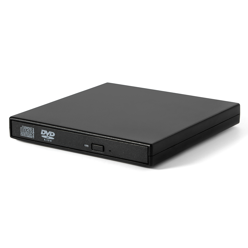 usb portable external cd dvd drive cd rw burner reader for laptop desktop ac413 ebay. Black Bedroom Furniture Sets. Home Design Ideas