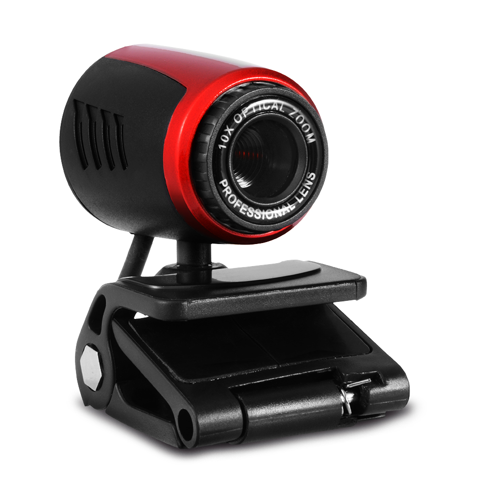 Ultra Usb Hd Webcam Camera Web Cam With Mic For Computer