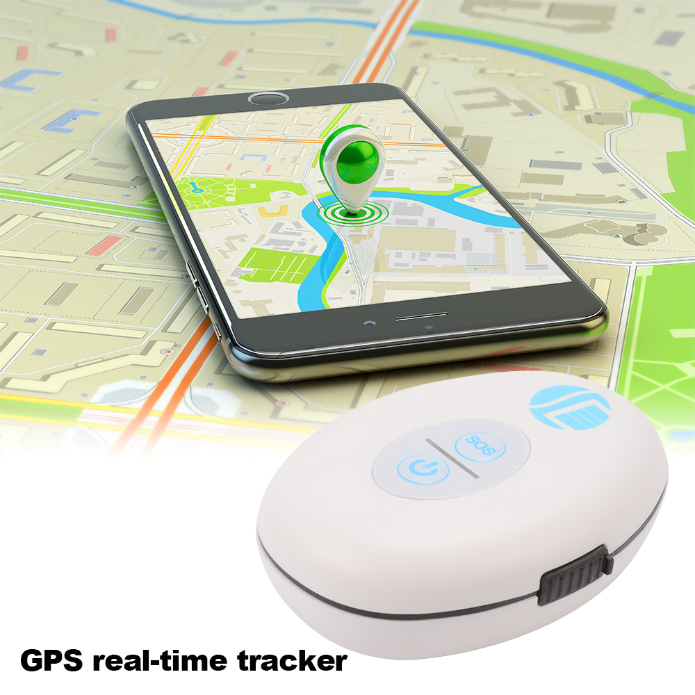 personal mini gps tracker device gsm sms real time. Black Bedroom Furniture Sets. Home Design Ideas