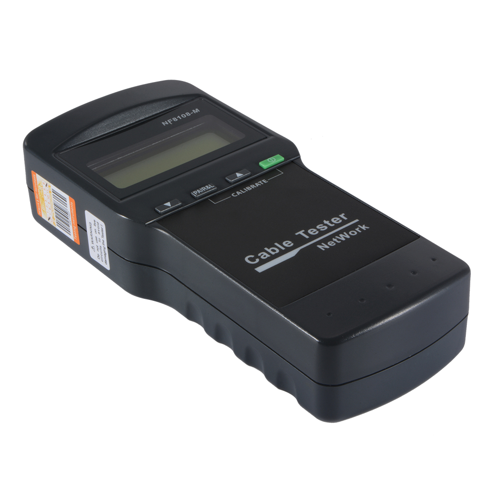 Multi Cable Tester : Rj cat multi functional cable tester utp stp