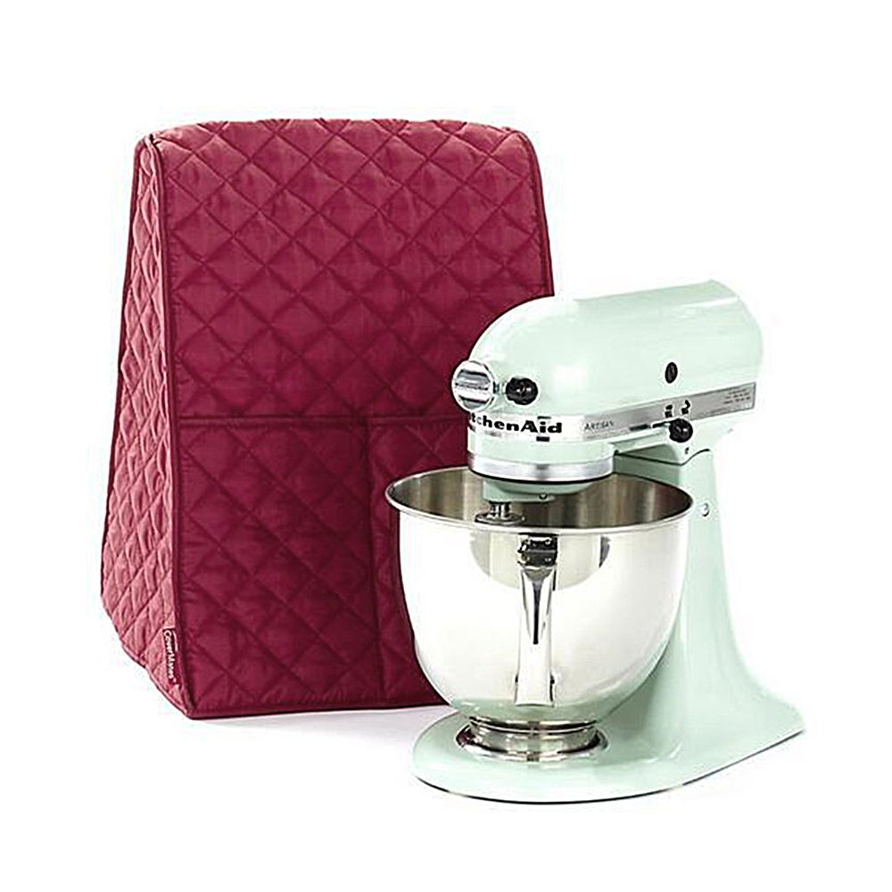 For KitchenAid Fitted Stand Home Kitchen Food Mixer Dust Cover ...