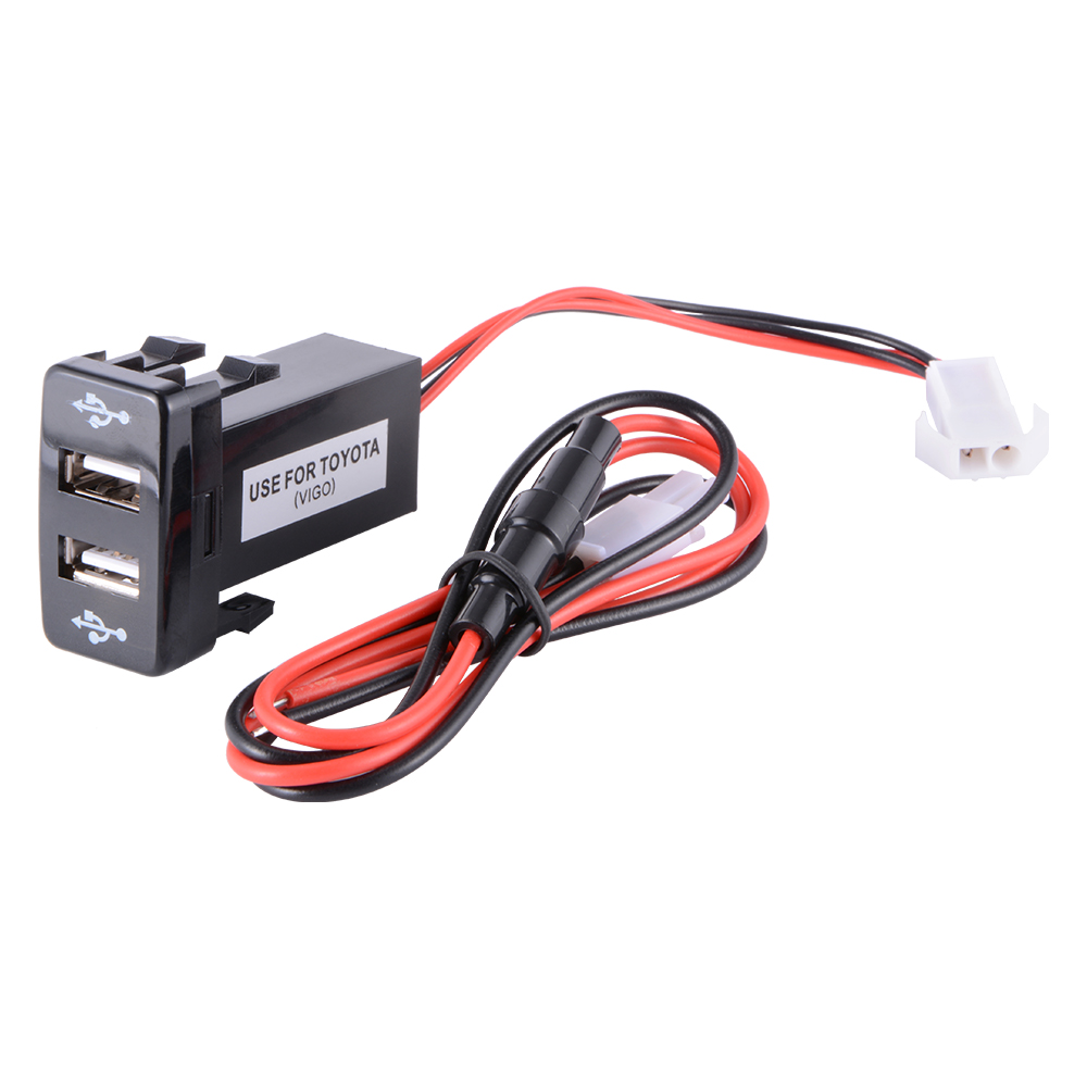 auto car ladeger t dual usb adapter handy pda dvr f r. Black Bedroom Furniture Sets. Home Design Ideas