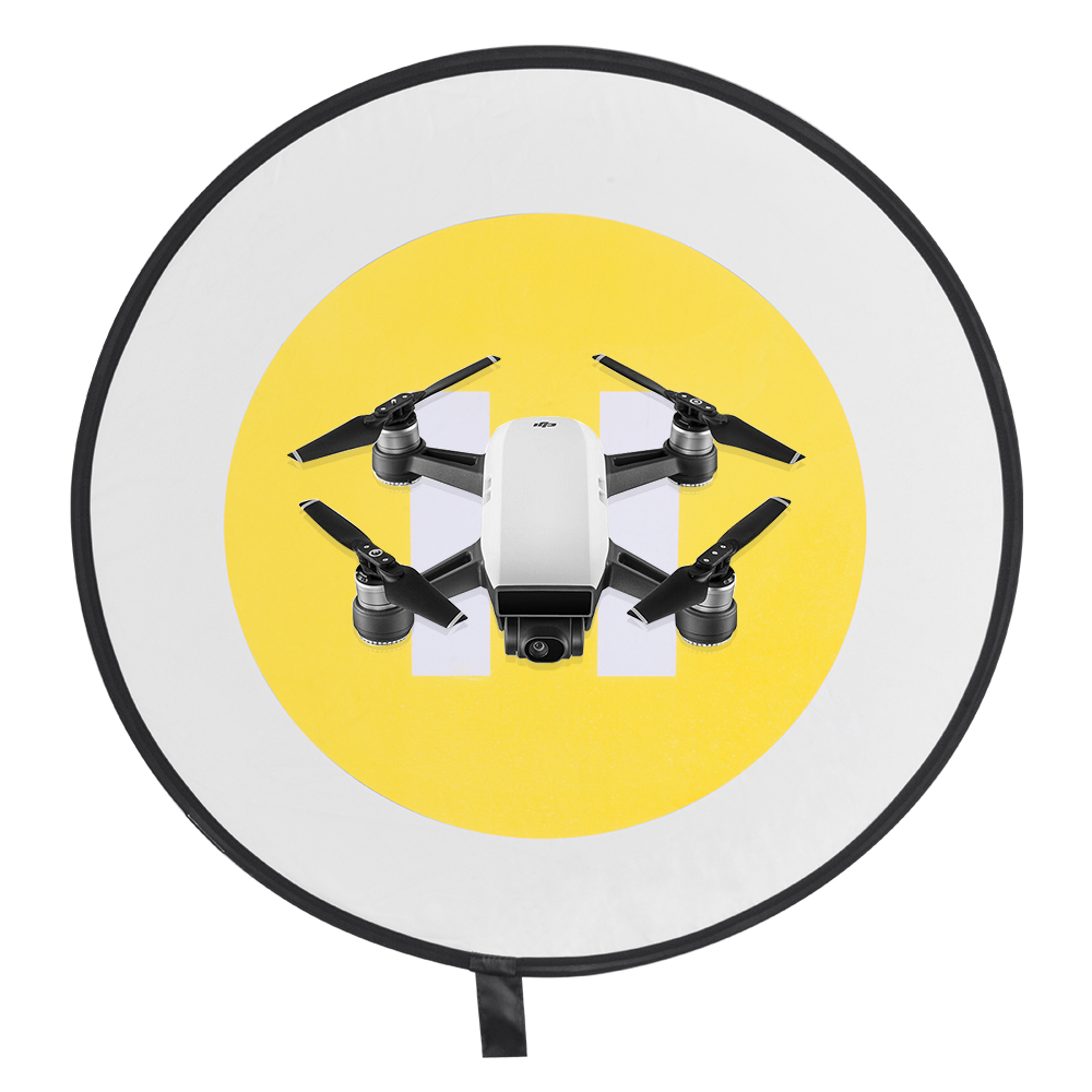 foldable apron landing pad helipad for dji mavic pro spark quad fpv drone rc479 ebay. Black Bedroom Furniture Sets. Home Design Ideas