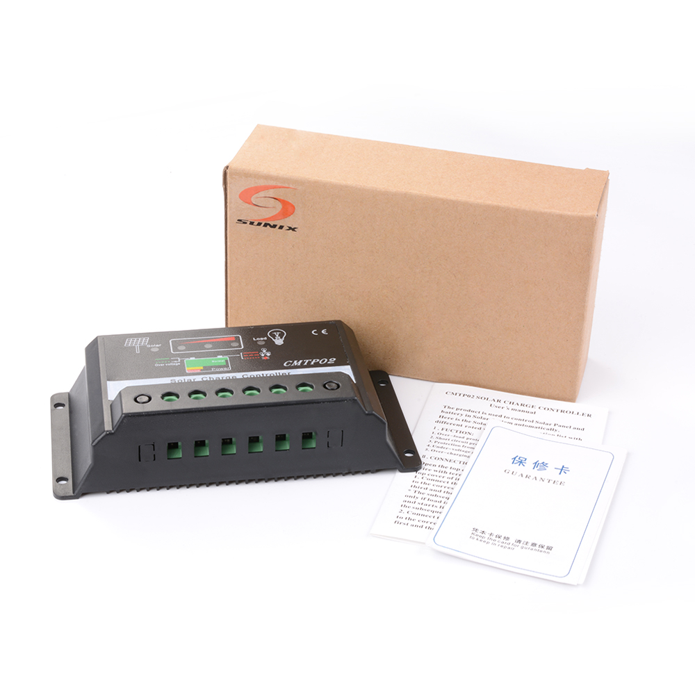 sunix solar charge controller manual