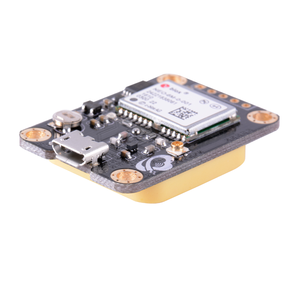 Flight control gps module board with eeprom antenna for