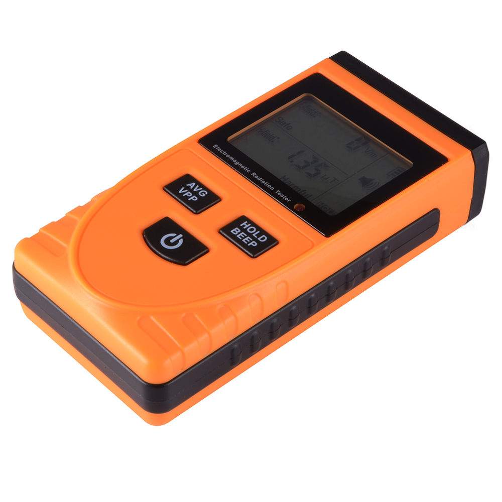 gm3120 digital lcd emf meter tester electromagnetic radiation detector te637. Black Bedroom Furniture Sets. Home Design Ideas