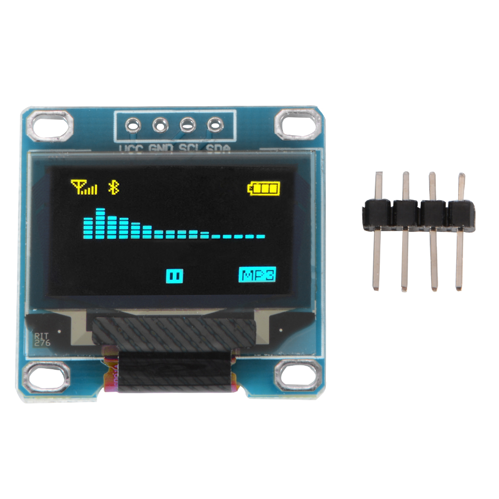 Quot i c spi serial oled lcd led display module