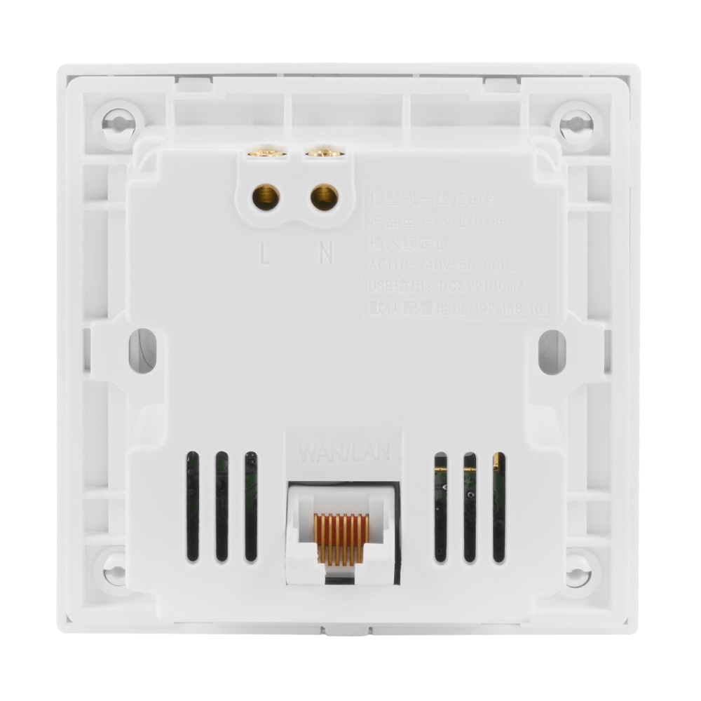 300mbps High Power Router Wifi Wireless Wall Mount Ceiling